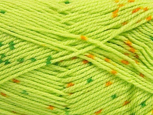 Fiber Content 100% Acrylic, Light Green, Brand ICE, Gold, Dark Green, fnt2-60915