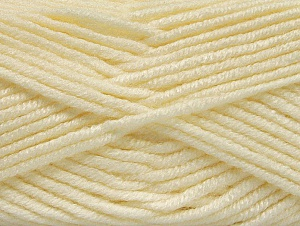 Fiber Content 100% Acrylic, Light Cream, Brand ICE, fnt2-60922