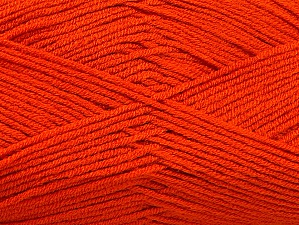 Fiber Content 100% Acrylic, Brand ICE, Dark Orange, fnt2-60972