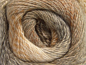 Fiber Content 75% Premium Acrylic, 15% Wool, 10% Mohair, Brand ICE, Cream, Camel, Beige, Yarn Thickness 2 Fine  Sport, Baby, fnt2-60999