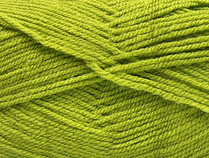 Fiber Content 100% Acrylic, Light Green, Brand ICE, fnt2-61083