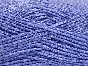 Fiber Content 100% Acrylic, Lilac, Brand ICE, Yarn Thickness 4 Medium  Worsted, Afghan, Aran, fnt2-61282