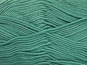 Fiber Content 60% Bamboo, 40% Polyamide, Sea Green, Brand ICE, Yarn Thickness 2 Fine  Sport, Baby, fnt2-61315