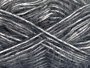 Fiber Content 50% Polyamide, 50% Cotton, White, Brand ICE, Grey, fnt2-61785