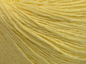 Fiber Content 100% Cotton, Light Yellow, Brand ICE, fnt2-62009