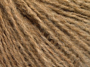Fiberinnehåll 50% Akryl, 50% Ull, Light Brown, Brand ICE, fnt2-62305