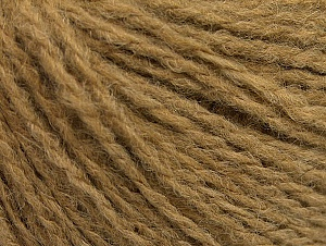 Fiber Content 50% Acrylic, 50% Wool, Brand ICE, Cafe Latte, fnt2-62509