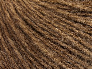 Fiberinnehåll 50% Akryl, 50% Ull, Light Brown, Brand ICE, fnt2-62510
