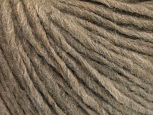 Fiberinnehåll 50% Akryl, 50% Ull, Brand ICE, Camel, Yarn Thickness 4 Medium  Worsted, Afghan, Aran, fnt2-62559