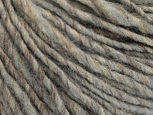 Fiberinnehåll 50% Akryl, 50% Ull, Brand ICE, Grey, Camel, Beige, Yarn Thickness 4 Medium  Worsted, Afghan, Aran, fnt2-62783