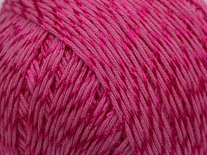 Fiber Content 70% Mercerised Cotton, 30% Viscose, Pink, Brand KUKA, Yarn Thickness 2 Fine  Sport, Baby, fnt2-16804