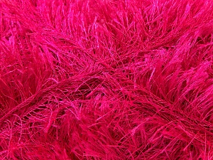 Fiber Content 100% Polyester, Brand ICE, Fuchsia, Yarn Thickness 5 Bulky  Chunky, Craft, Rug, fnt2-22724