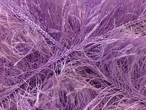 Fiber Content 100% Polyester, Lilac, Brand ICE, Yarn Thickness 5 Bulky  Chunky, Craft, Rug, fnt2-22728