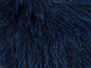 Fiber Content 100% Polyester, Navy, Brand ICE, Yarn Thickness 5 Bulky  Chunky, Craft, Rug, fnt2-22781