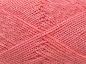 Fiber Content 100% Acrylic, Light Pink, Brand ICE, Yarn Thickness 2 Fine  Sport, Baby, fnt2-23589