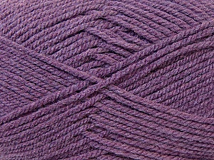 Worsted  Fiber Content 100% Acrylic, Light Maroon, Brand ICE, Yarn Thickness 4 Medium  Worsted, Afghan, Aran, fnt2-23733