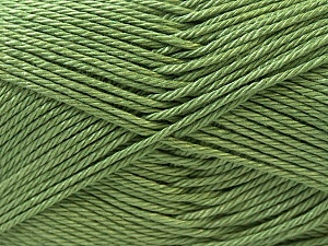 Fiber Content 100% Mercerised Cotton, Khaki, Brand ICE, Yarn Thickness 2 Fine  Sport, Baby, fnt2-23785