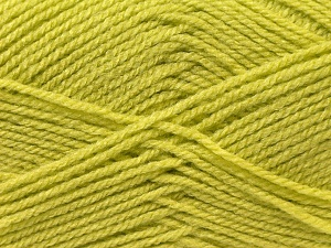 Fiber Content 100% Baby Acrylic, Light Green, Brand ICE, Yarn Thickness 2 Fine  Sport, Baby, fnt2-24531