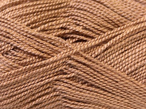 Fiber Content 100% Acrylic, Brand ICE, Camel, Yarn Thickness 1 SuperFine  Sock, Fingering, Baby, fnt2-24590