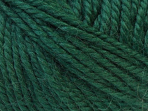 Fiber Content 40% Acrylic, 35% Wool, 25% Alpaca, Brand Ice Yarns, Dark Teal, Yarn Thickness 5 Bulky  Chunky, Craft, Rug, fnt2-25402