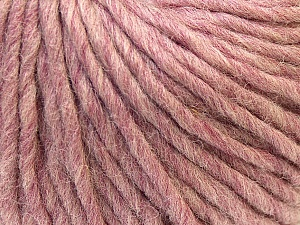 Fiber Content 100% Wool, Rose Pink, Brand ICE, Yarn Thickness 5 Bulky  Chunky, Craft, Rug, fnt2-26009