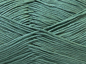 Fiber Content 100% Antibacterial Dralon, Brand ICE, Hunter Green, Yarn Thickness 2 Fine  Sport, Baby, fnt2-32832