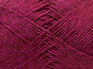 Fiber Content 50% Cotton, 50% Polyester, Brand ICE, Burgundy, Yarn Thickness 2 Fine  Sport, Baby, fnt2-33043