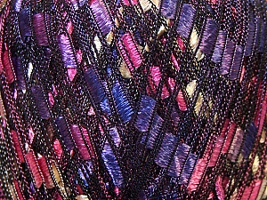 Trellis  Fiber Content 100% Polyester, Yellow, Purple, Pink, Lilac, Brand ICE, Yarn Thickness 5 Bulky  Chunky, Craft, Rug, fnt2-34027