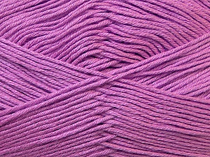 Fiber Content 100% Antibacterial Dralon, Lilac, Brand ICE, Yarn Thickness 2 Fine  Sport, Baby, fnt2-34593