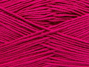 Fiber Content 100% Antibacterial Dralon, Brand ICE, Fuchsia, Yarn Thickness 2 Fine  Sport, Baby, fnt2-35239