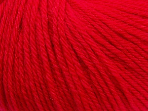 Fiber Content 100% Wool, Pink, Brand ICE, Yarn Thickness 4 Medium  Worsted, Afghan, Aran, fnt2-38006