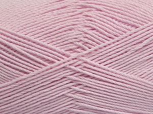 Fiber Content 50% Bamboo, 50% Viscose, Brand ICE, Baby Pink, Yarn Thickness 2 Fine  Sport, Baby, fnt2-43136