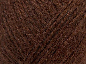 Fiber Content 100% Hemp Yarn, Brand ICE, Brown, Yarn Thickness 3 Light  DK, Light, Worsted, fnt2-43943