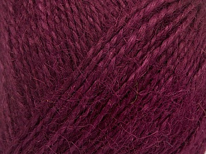 Fiber Content 100% Hemp Yarn, Purple, Brand ICE, Yarn Thickness 3 Light  DK, Light, Worsted, fnt2-43950