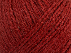 Fiber Content 100% Hemp Yarn, Marsala Red, Brand ICE, Yarn Thickness 3 Light  DK, Light, Worsted, fnt2-43951