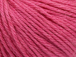 Fiber Content 40% Acrylic, 40% Merino Wool, 20% Polyamide, Rose Pink, Brand ICE, Yarn Thickness 3 Light  DK, Light, Worsted, fnt2-45826