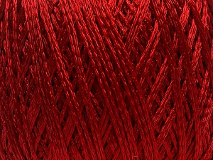 Fiber Content 60% Polyamide, 40% Viscose, Red, Brand ICE, Yarn Thickness 2 Fine  Sport, Baby, fnt2-48404