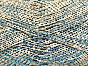 Fiber Content 100% Mercerised Cotton, Lilac, Brand ICE, Grey, Blue, Beige, Yarn Thickness 2 Fine  Sport, Baby, fnt2-48627