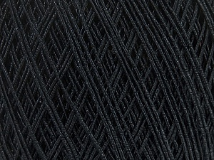 Fiber Content 75% Acrylic, 25% Polyamide, Brand ICE, Black, Yarn Thickness 1 SuperFine  Sock, Fingering, Baby, fnt2-48791