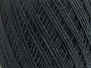 Fiber Content 75% Acrylic, 25% Polyamide, Brand ICE, Black, Yarn Thickness 2 Fine  Sport, Baby, fnt2-48843
