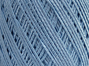 Fiber Content 75% Acrylic, 25% Polyamide, Light Blue, Brand ICE, Yarn Thickness 2 Fine  Sport, Baby, fnt2-48844