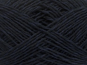 Fiber Content 50% Wool, 50% Viscose, Purple, Brand ICE, Black, Yarn Thickness 3 Light  DK, Light, Worsted, fnt2-48862