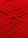 Fiber Content 55% Virgin Wool, 5% Cashmere, 40% Acrylic, Red, Brand ICE, Yarn Thickness 2 Fine  Sport, Baby, fnt2-21129