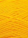 Fine Weight  Fiber Content 100% Acrylic, Yellow, Brand ICE, Yarn Thickness 2 Fine  Sport, Baby, fnt2-23689