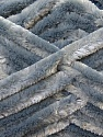 Fiber Content 100% Micro Fiber, Brand ICE, Grey, Yarn Thickness 5 Bulky  Chunky, Craft, Rug, fnt2-25058