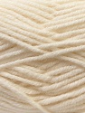 Fiber Content 60% Acrylic, 20% Alpaca, 20% Wool, White, Brand ICE, Yarn Thickness 5 Bulky  Chunky, Craft, Rug, fnt2-25352