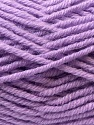 Fiber Content 60% Acrylic, 20% Alpaca, 20% Wool, Lilac, Brand ICE, Yarn Thickness 5 Bulky  Chunky, Craft, Rug, fnt2-25357
