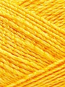 Fiber Content 50% Viscose, 50% Rayon, Yellow, Brand ICE, Yarn Thickness 2 Fine  Sport, Baby, fnt2-32629
