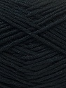 Fiber Content 100% Viscose, Brand ICE, Black, Yarn Thickness 2 Fine  Sport, Baby, fnt2-32638