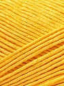 Fiber Content 100% Viscose, Yellow, Brand ICE, Yarn Thickness 2 Fine  Sport, Baby, fnt2-32643